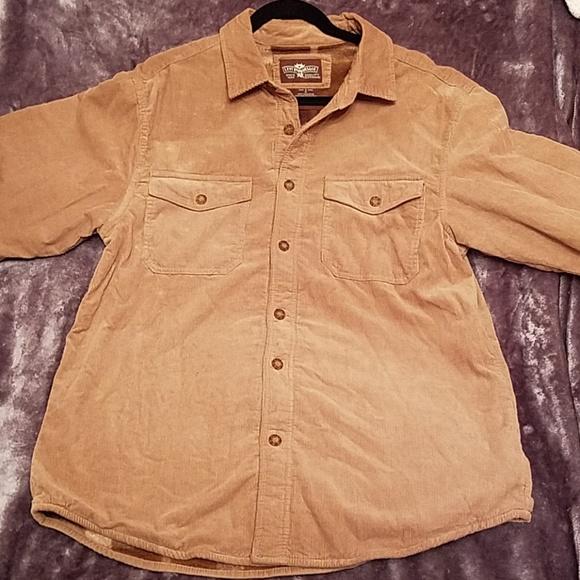 25116a1ba24 Levi s Other - Levi s men s corduroy lined jacket shirt. Size M.